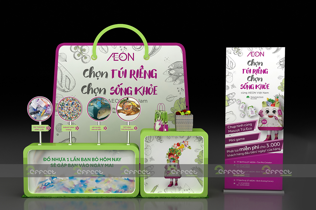 AEON ECO BAG - CREATIVE DESIGN