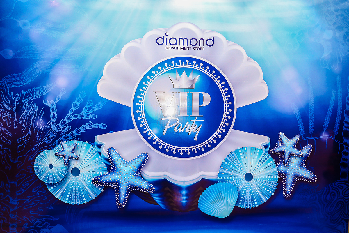 DIAMOND DEPARTMENT STORE - VIP PARTY