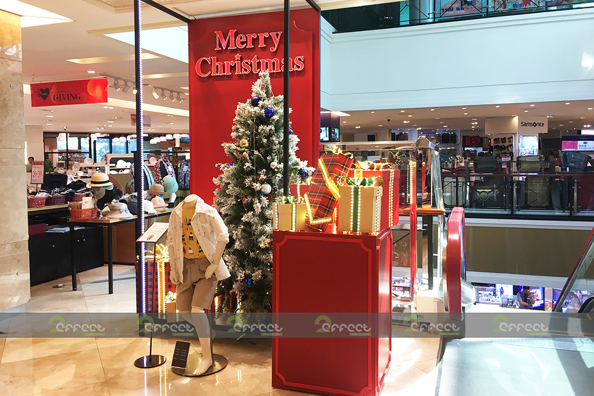 DIAMOND DEPARTMENT STORE - CHRISTMAS 2019