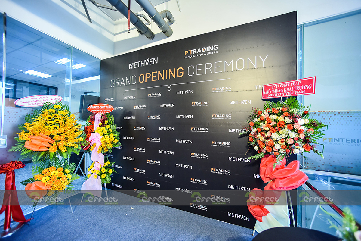METHVEN - GRAND OPENING CEREMONY