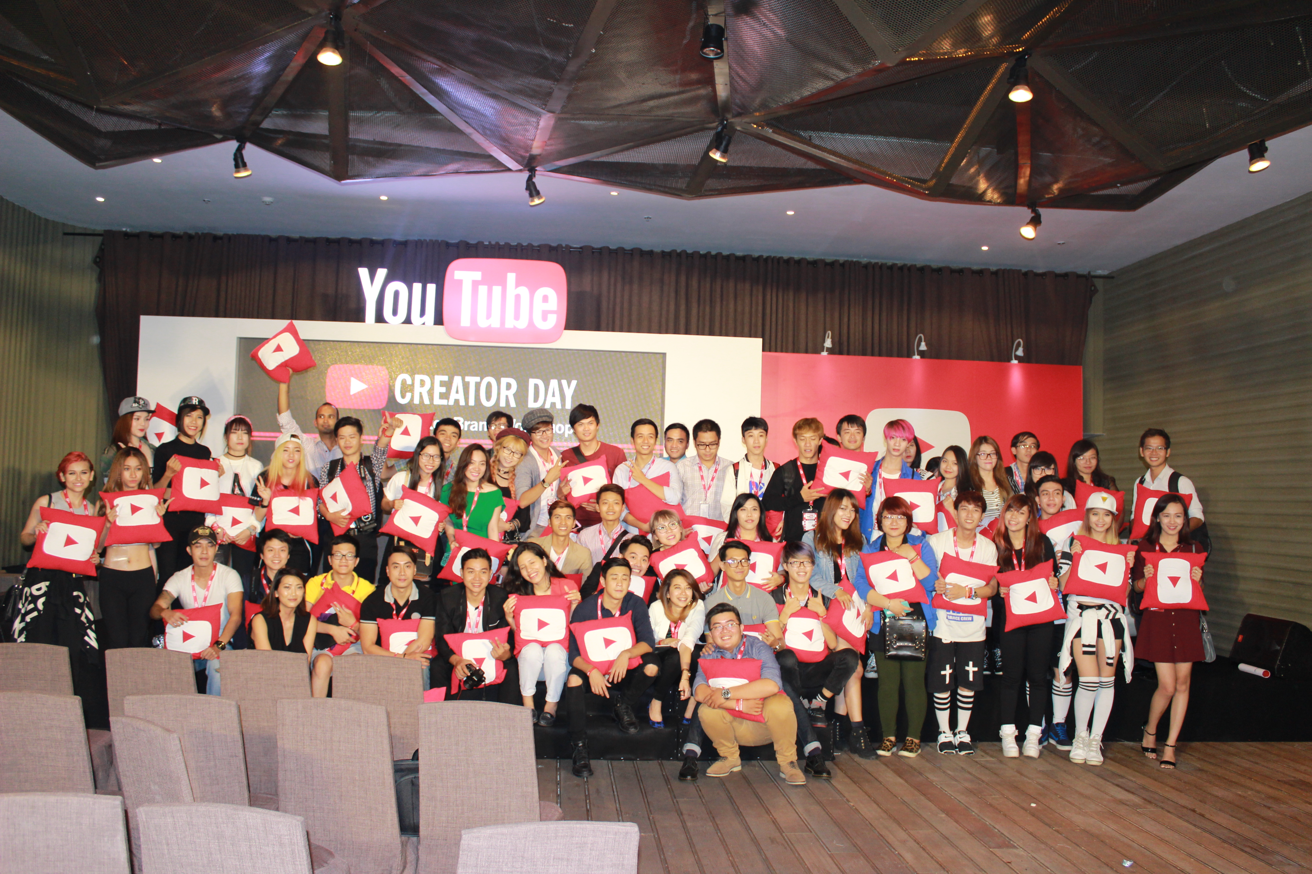 YOUTUBE - CREATOR DAY